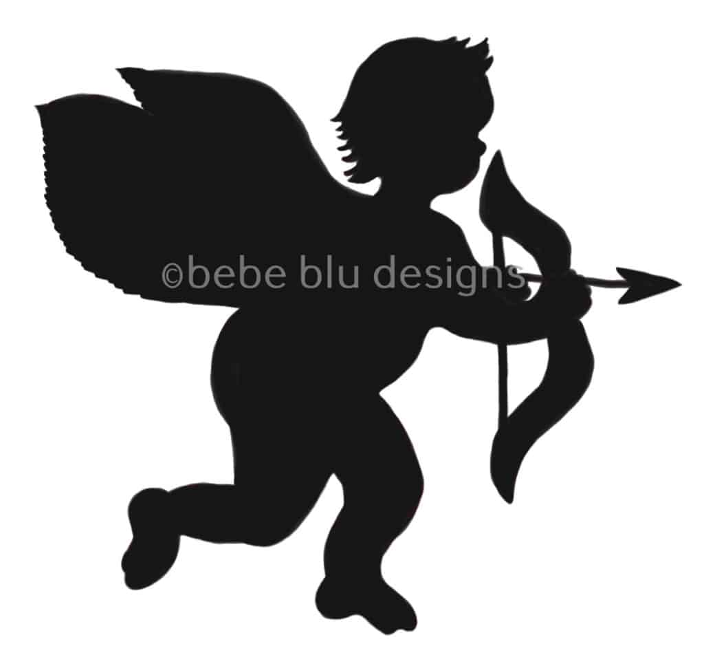 bebeblue designs: cupid artwork