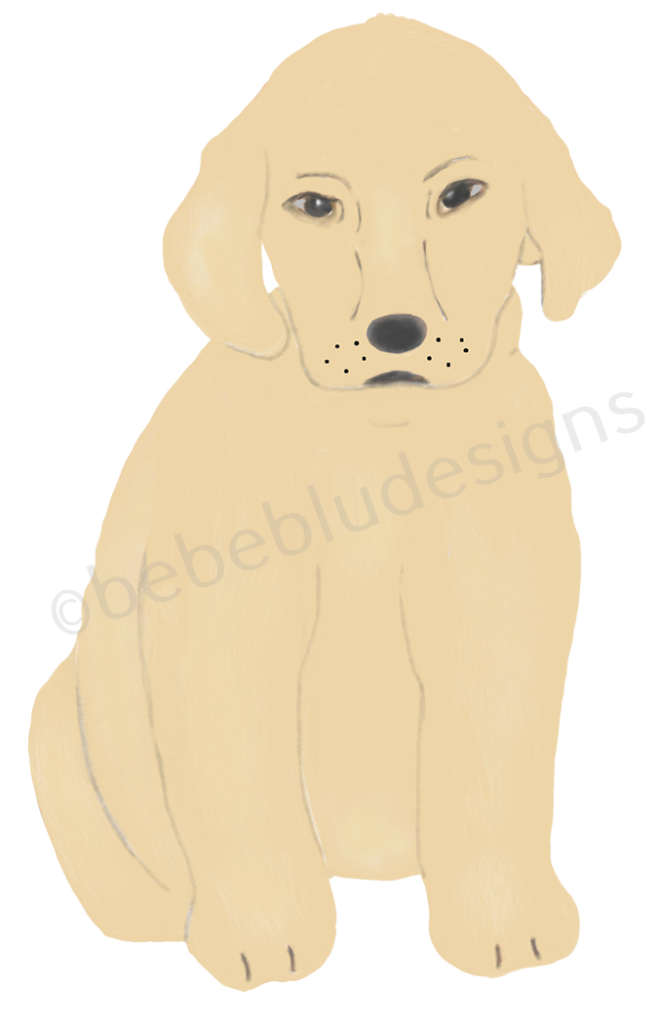 Golden retriever betterpng