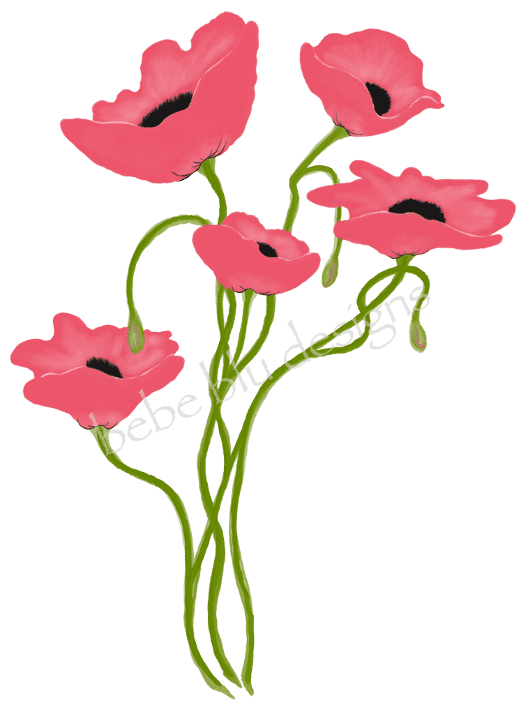 Poppies USE oil