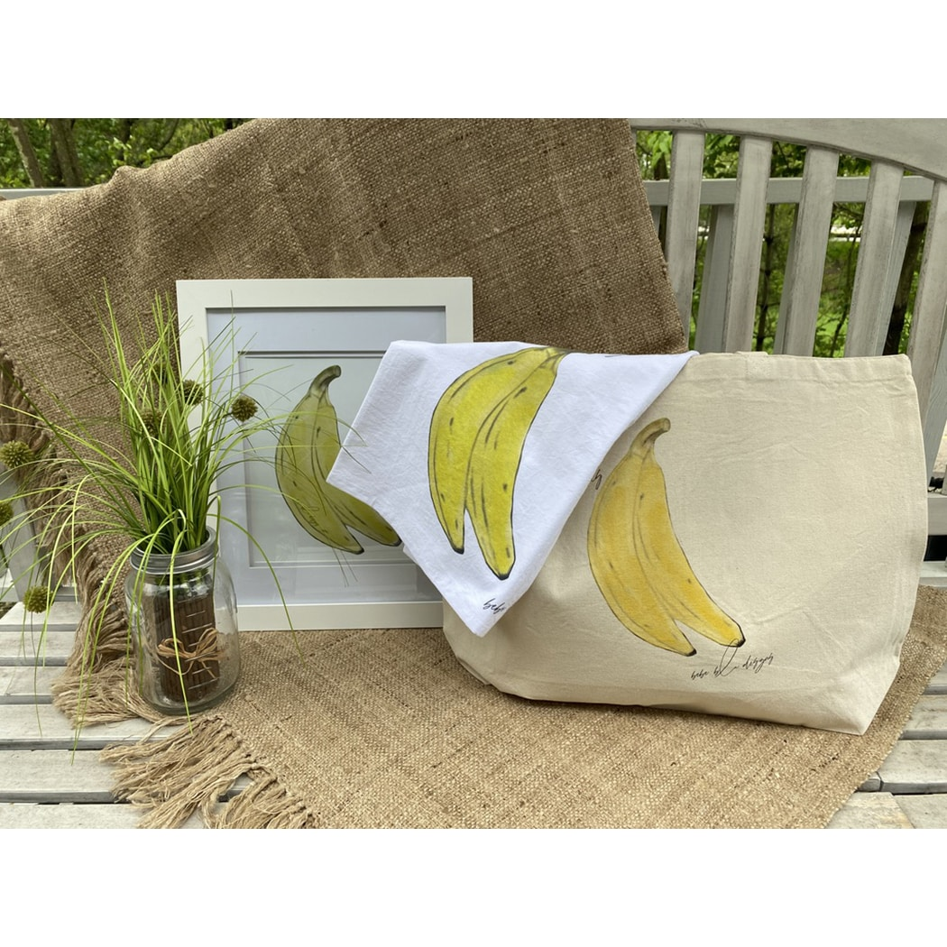 bananas gift set