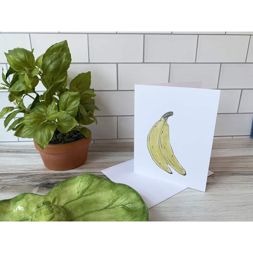 bananas vertical