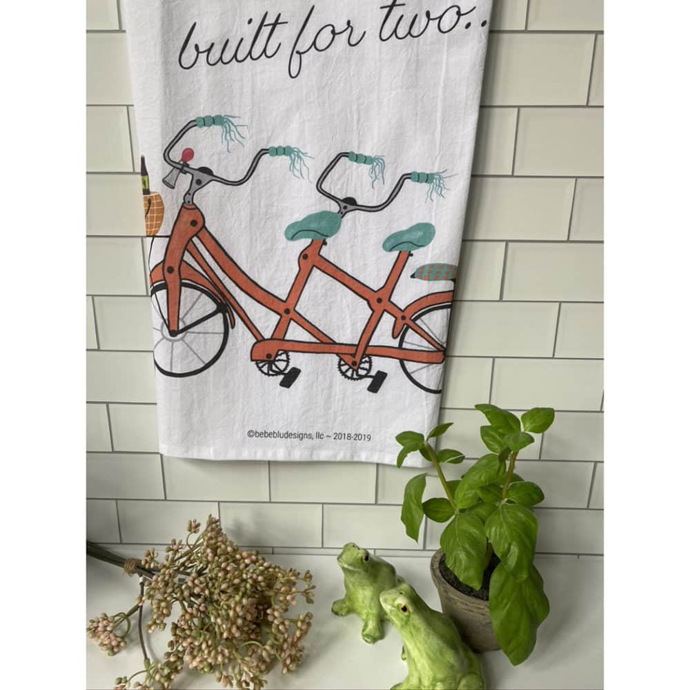 bicycle built for two for web