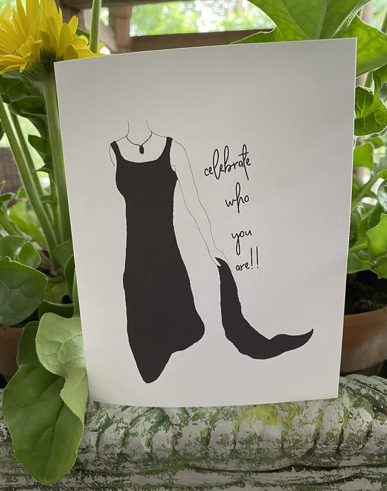black dress bday