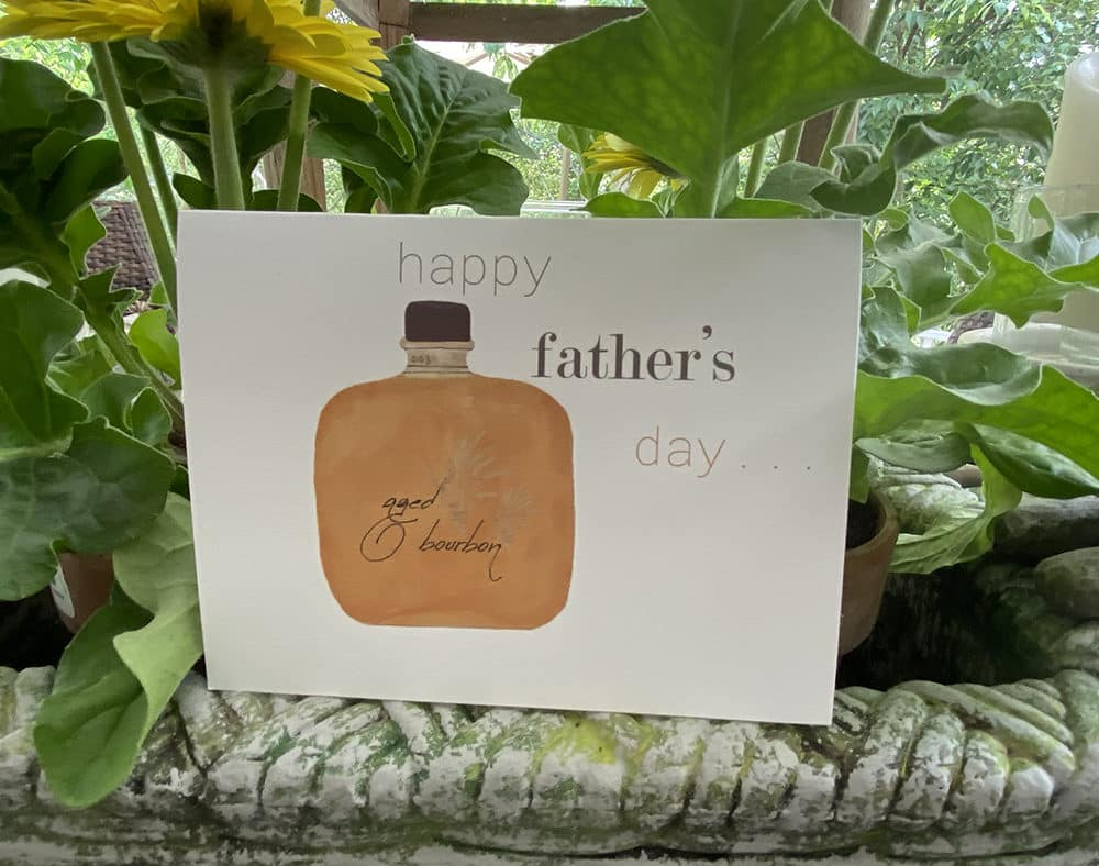 bourbon fathers day
