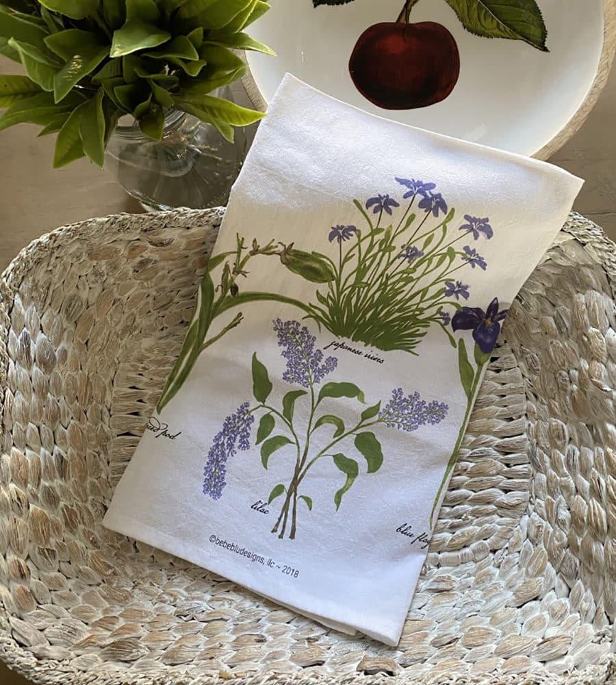 chinese iris