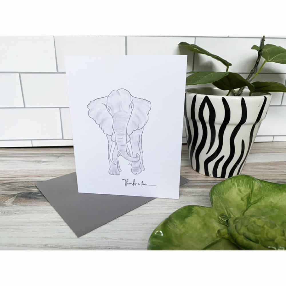 elephant thanks