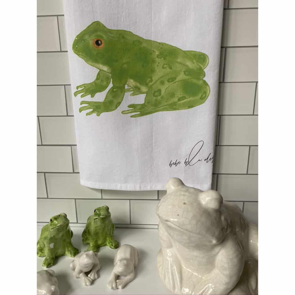 frog for web