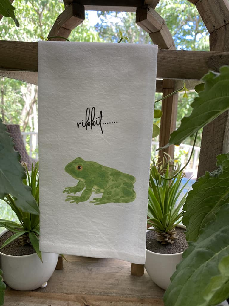 frog guest