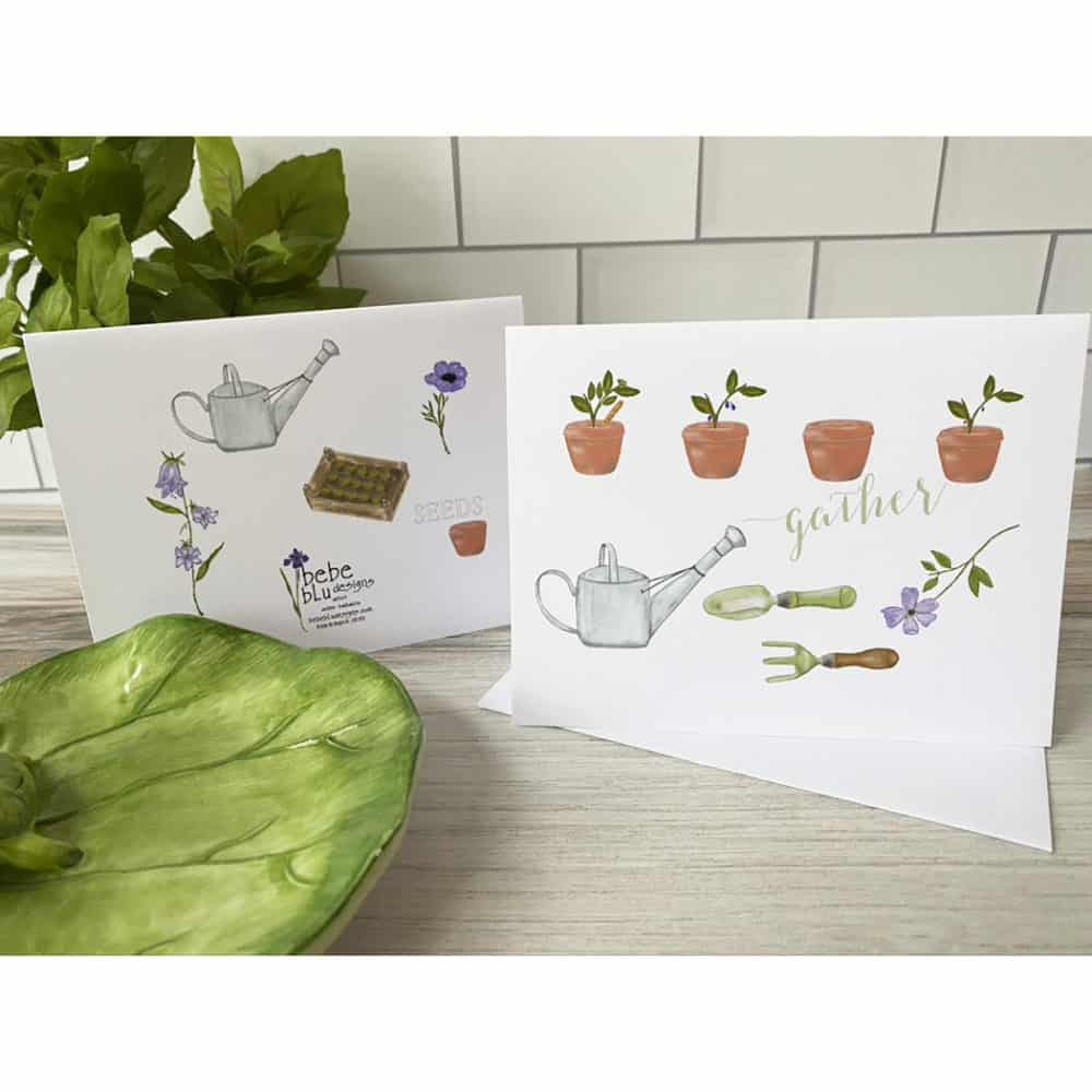 gather card