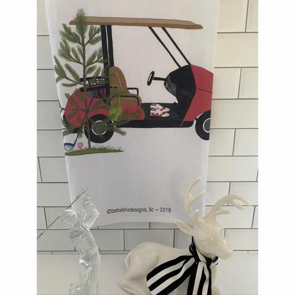 holiday golf cart for web