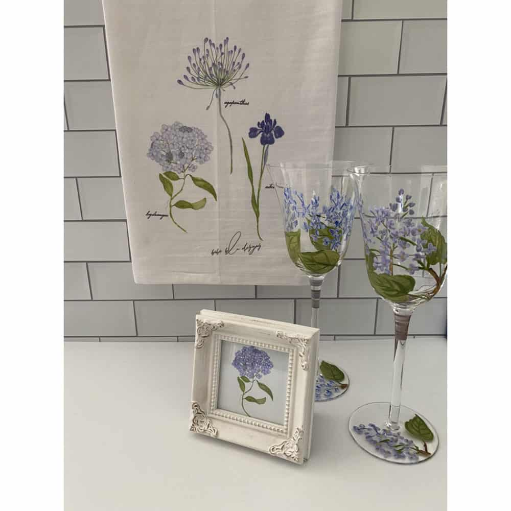 hydrangea agapanthus and iris for web new