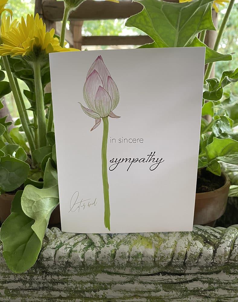lotus sympathy