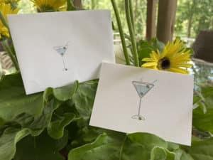 martini gift