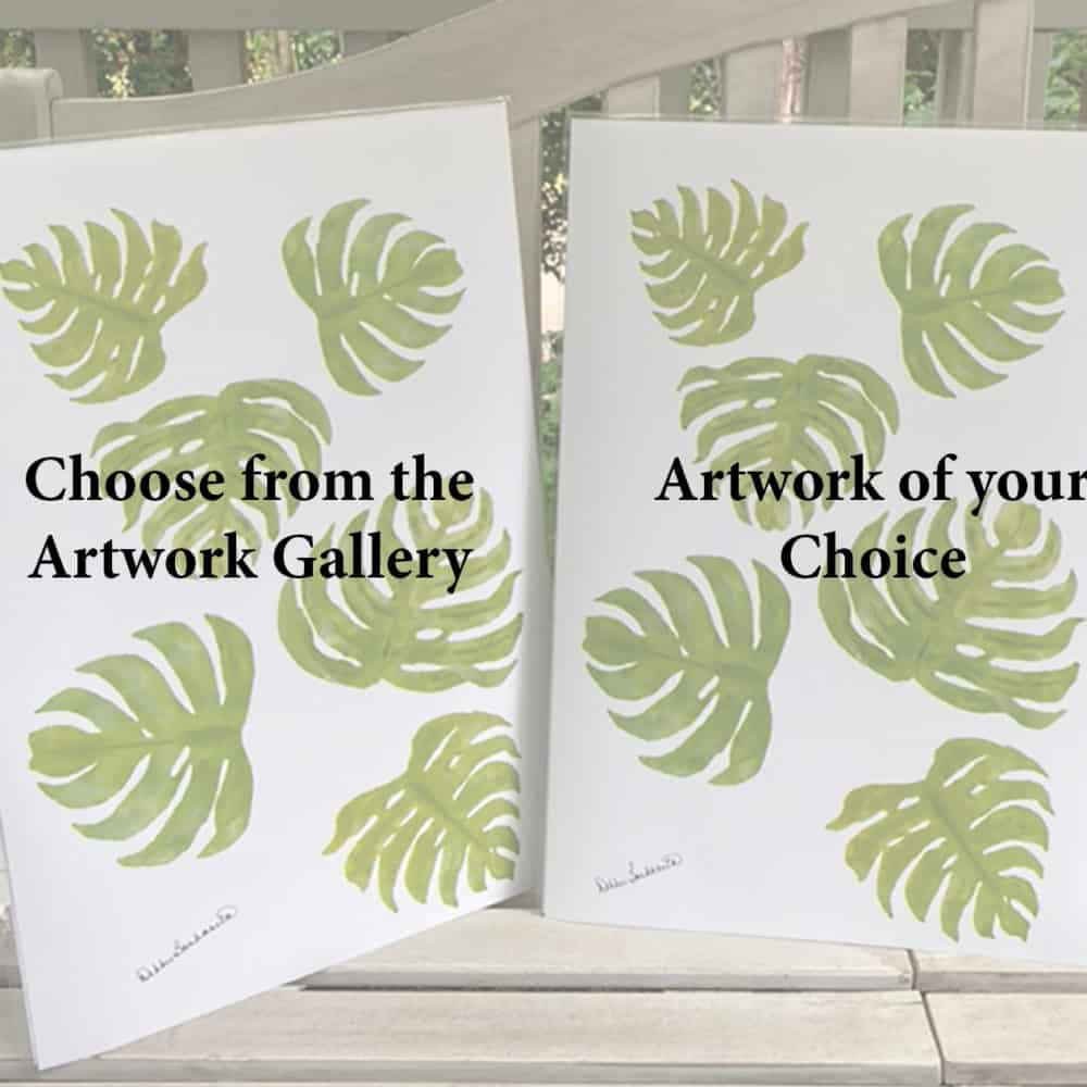 print art of your choice