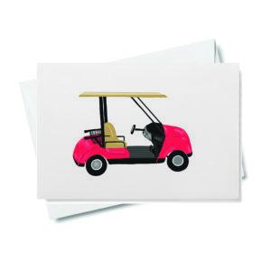 Golf Cart Gift Enclosure