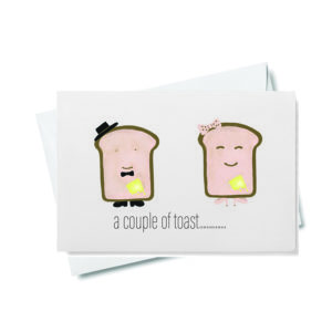 Toast and Butter Gift Enclosure