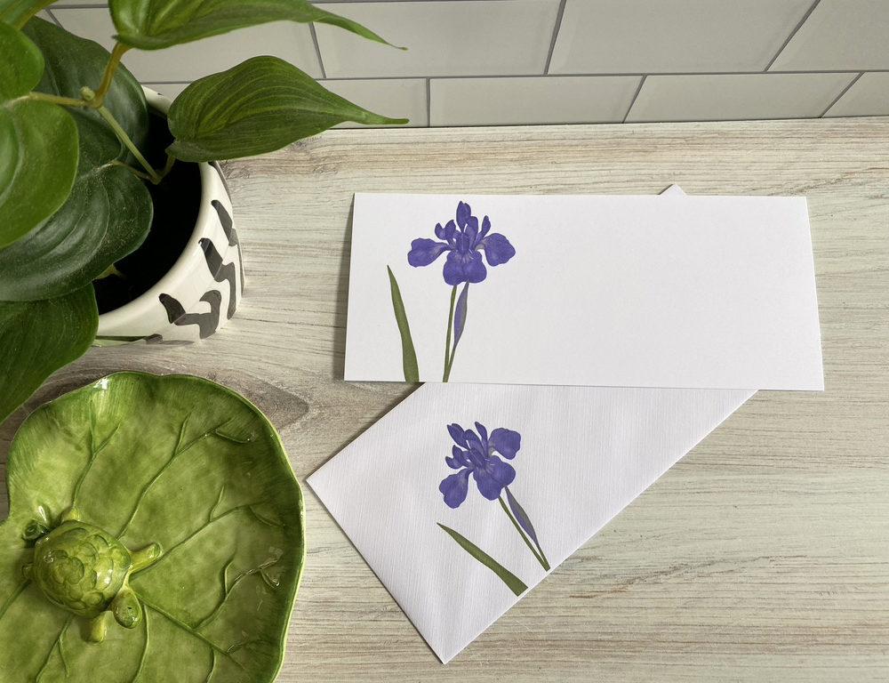 siberiean iris slim